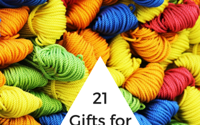 21 Thoughtful Gifts for Knitters, Yarn Lovers and Hobbyists